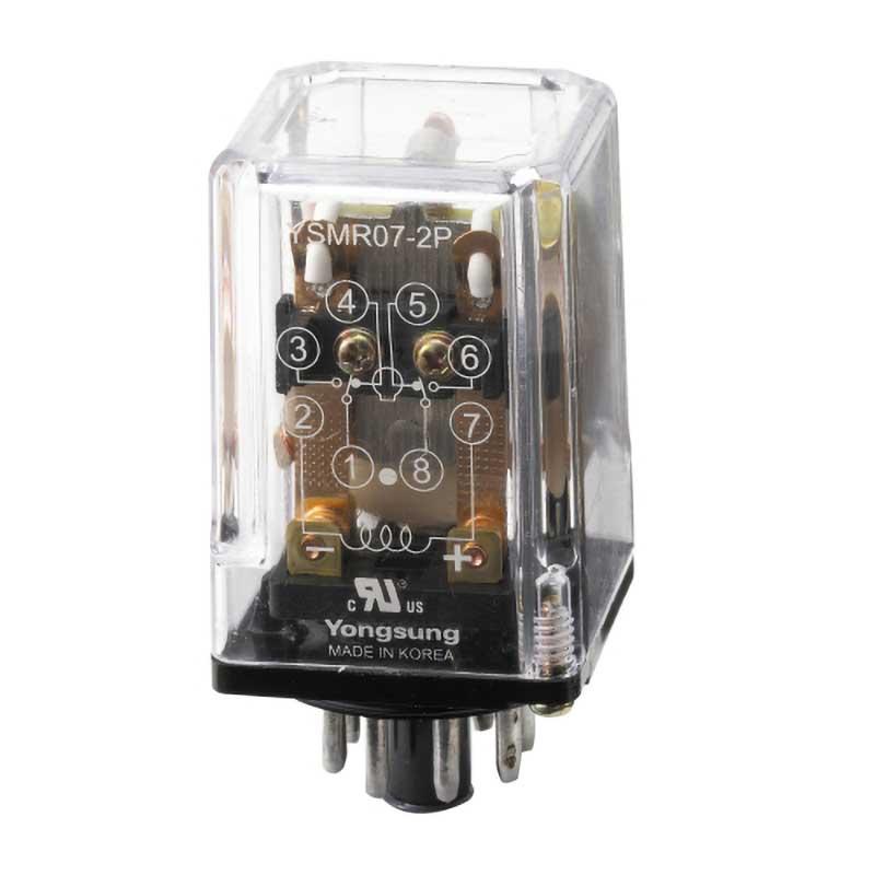 控制繼電器YSMR07-2P 220DSL