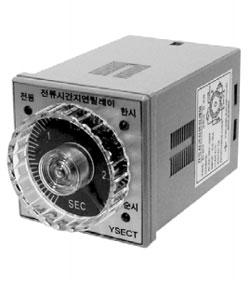 電流延時繼電器YSECTF00-5403S(YONGSUNG)